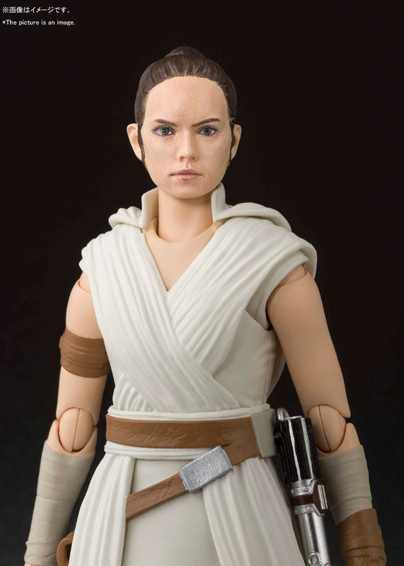 Star Wars: The Rise of Skywalker - D-O - Rey - S.H.Figuarts (Bandai Spirits)