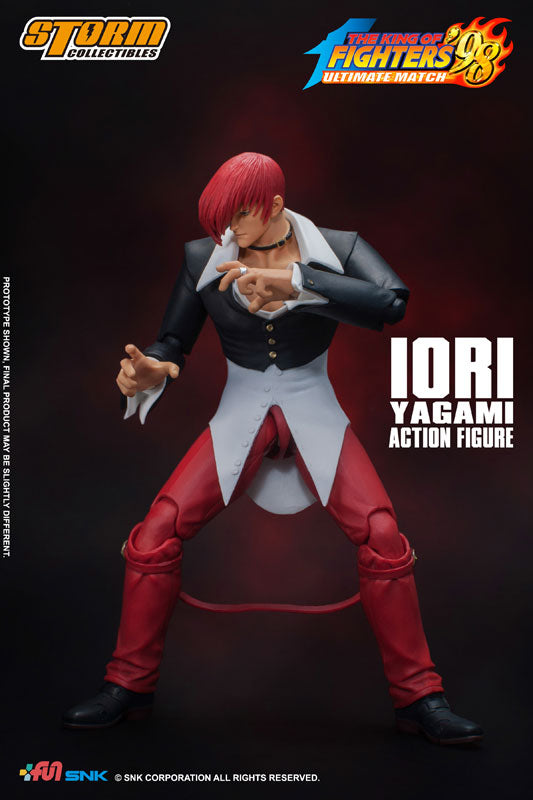 The King of Fighters '98 Ultimate Match - Yagami Iori (Storm Collectibles)