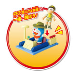 "Ania ""Movie Doraemon: Nobita' New Dinosaur"" Let's Go in the Time Machine! New Dinosaur Island Play Map - 5"