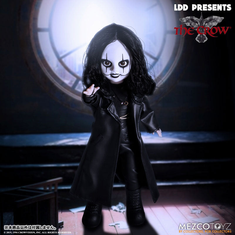 Living Dead Dolls / The Crow: Eric Draven