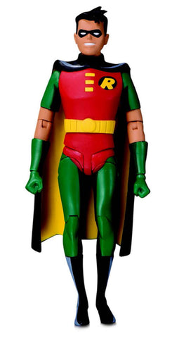 6 Inch DC Action Figure Robin (Batman: The Adventures Continue Edition)