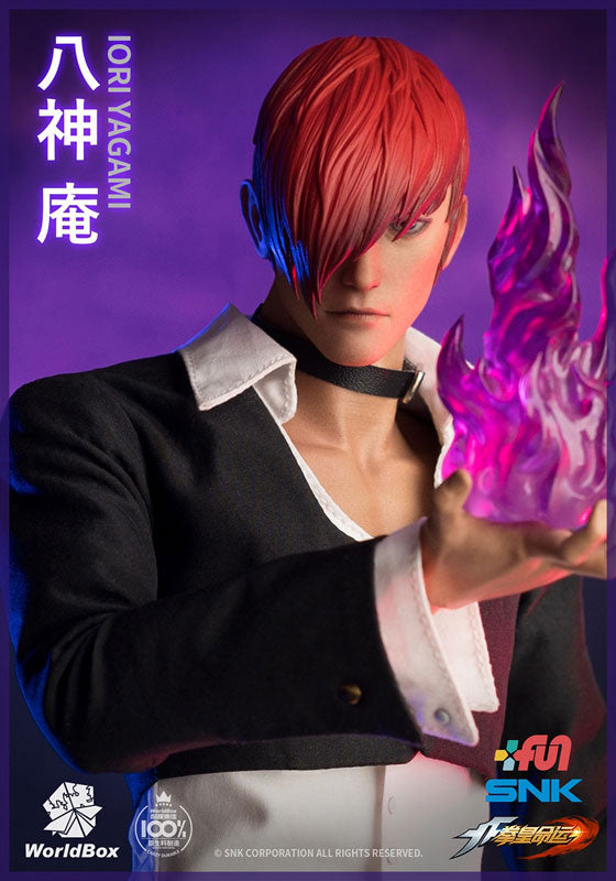 1/6 The King of Fighters Iori Yagami