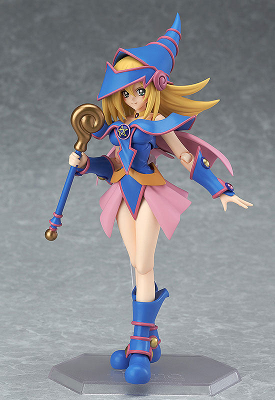 Yu-Gi-Oh! Duel Monsters - Black Magician Girl - Figma #313 (Max Factory)