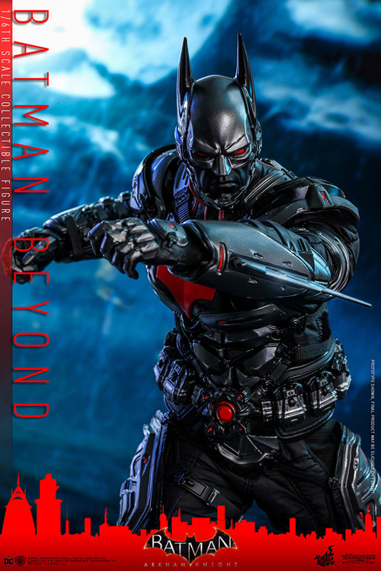 "Video Game Masterpiece ""Batman: Arkham Knight""1/6 Scale Figure Batman (Batman Beyond Ver.)"