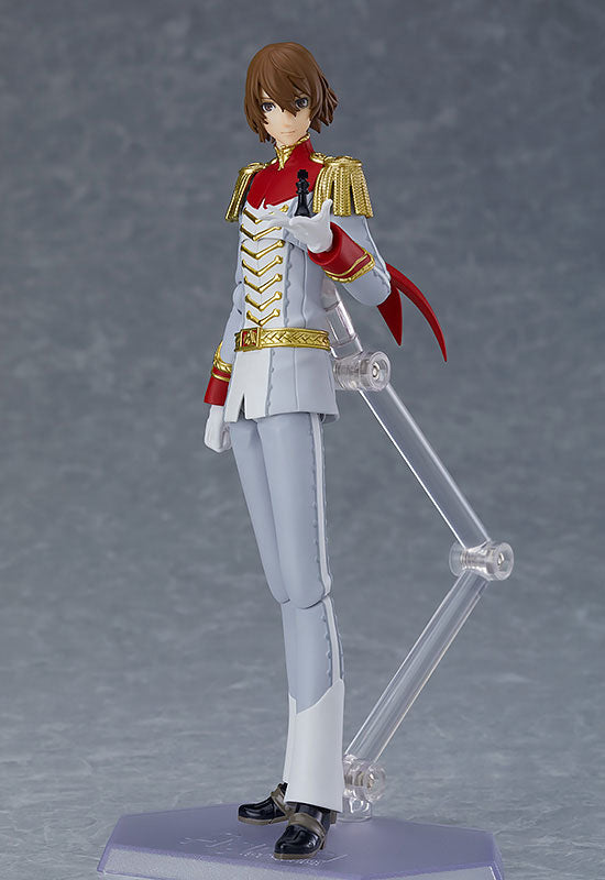 Persona 5: The Animation - Akechi Goro - Crow - Figma #471 (Max Factory)