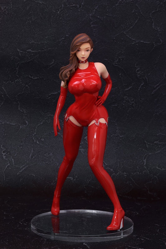 Original Character - The Original Bondage Lily - 1/6 - Ver. II Red (A+)