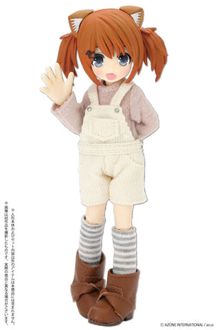 Picco Neemo Wear 1/12 Picco D Ribbon Boots Camel (DOLL ACCESSORY)