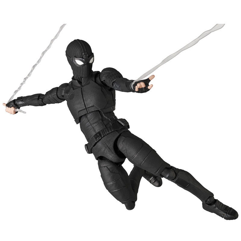 Spider-Man: Far From Home - Peter Parker - Spider-Man - Mafex No.125 - Stealth Suit (Medicom Toy)