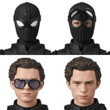 Spider-Man: Far From Home - Peter Parker - Spider-Man - Mafex No.125 - Stealth Suit (Medicom Toy) - 3