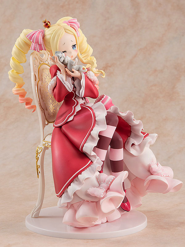Re:Zero kara Hajimeru Isekai Seikatsu - Beatrice - Puck - 1/7 - Tea Party Ver. (Kadokawa)