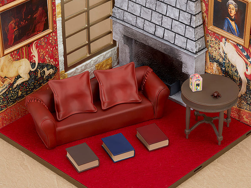 Harry Potter - Nendoroid Playset #08 - Gryffindor Common Room (Good Smile Company)