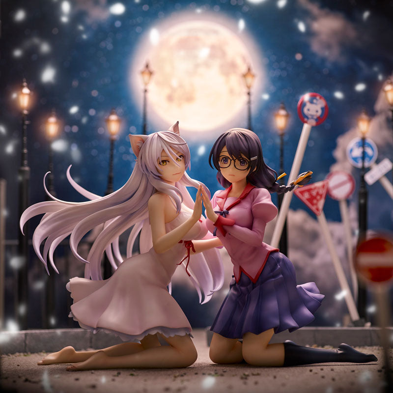 Nekomonogatari Kuro - Black Hanekawa - Hanekawa Tsubasa (Union Creative International Ltd)