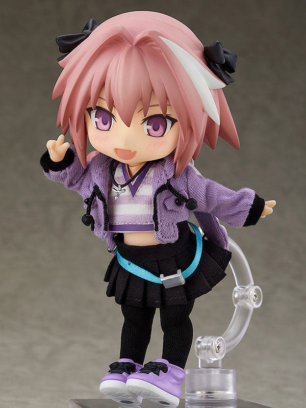 "Fate/Apocrypha - Astolfo - Nendoroid Doll - Rider of ""Black"" Casual Ver. (Good Smile Company)"