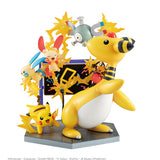 Pocket Monsters - Coil - Dedenne - Denryuu - Minun - Pikachu - Plusle - G.E.M. EX - Electric Power! (MegaHouse) - 2