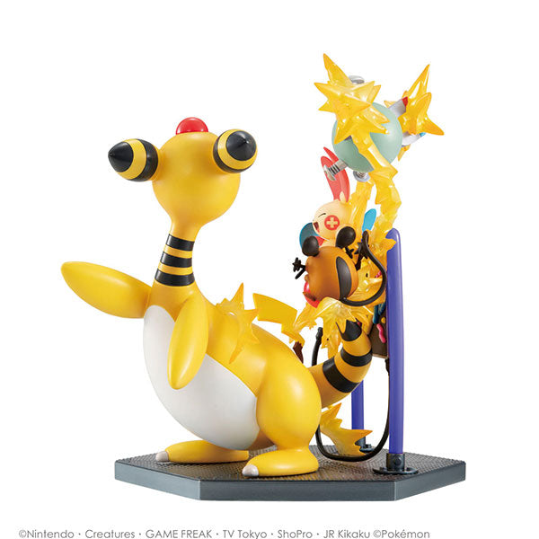 Pocket Monsters - Coil - Dedenne - Denryuu - Minun - Pikachu - Plusle - G.E.M. EX - Electric Power! (MegaHouse)