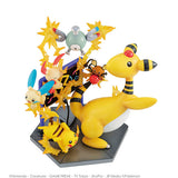 Pocket Monsters - Coil - Dedenne - Denryuu - Minun - Pikachu - Plusle - G.E.M. EX - Electric Power! (MegaHouse) - 6