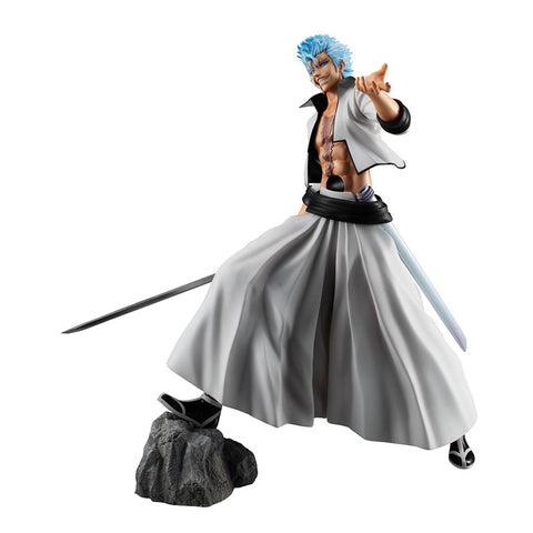 Bleach - Grimmjow Jaegerjaques - G.E.M. (MegaHouse) [Shop Exclusive]