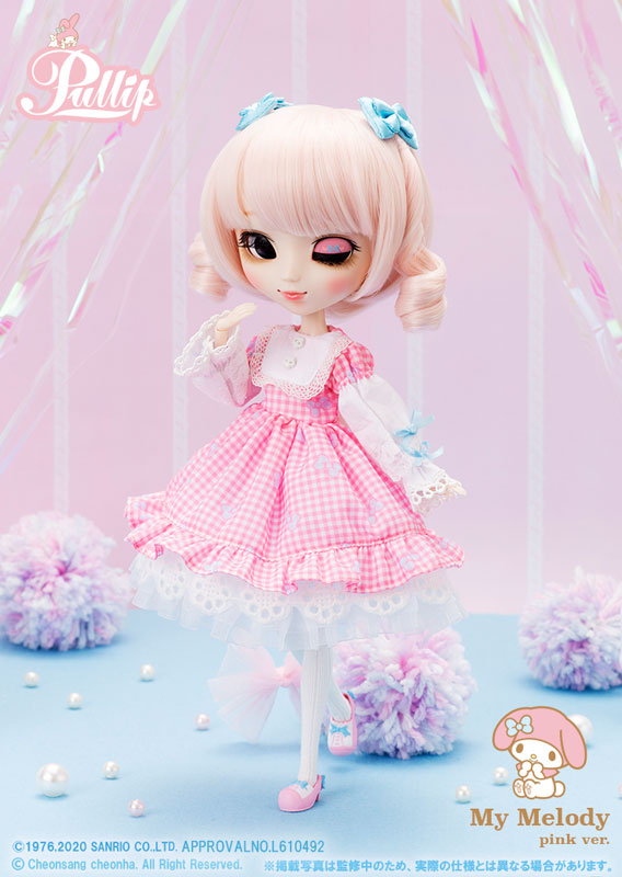 Pullip - My Melody Pink ver. (Groove)