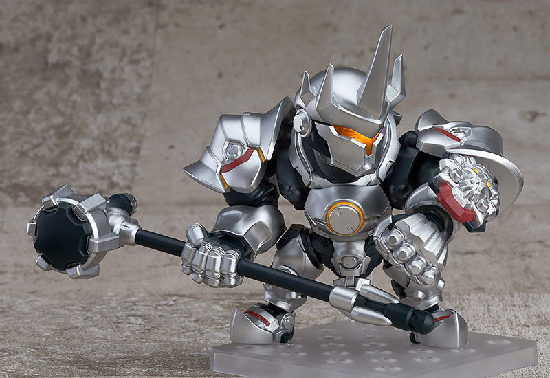 Overwatch - Reinhardt - Classic Skin Edition - Nendoroid #1294 (Good Smile Company)