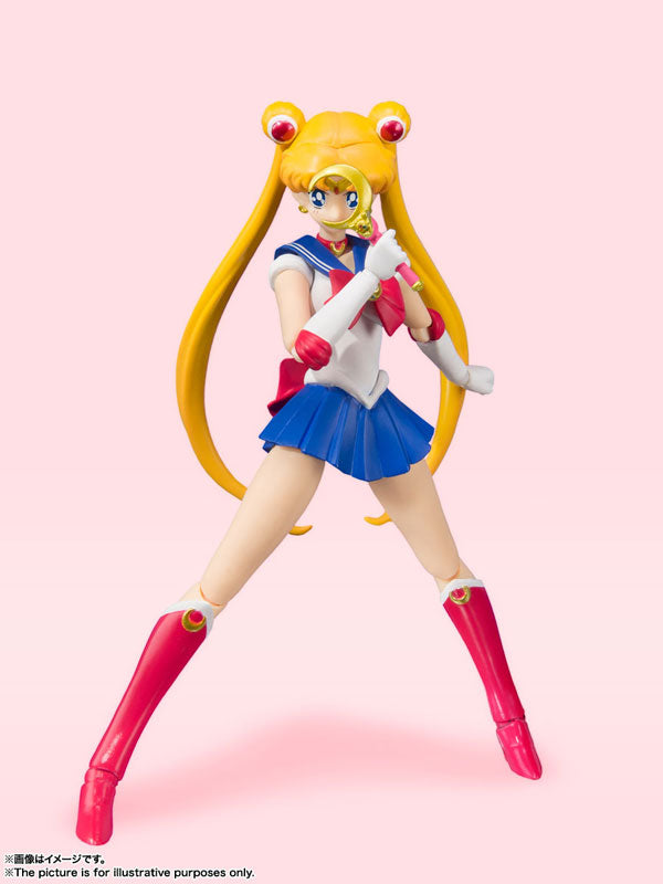 SH Figuarts Sailor Moon -Animation Color Edition- [Bandai]
