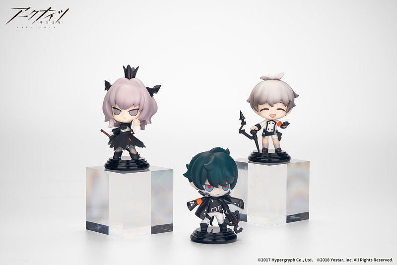 Arknights - Mephesto - Talulah - Faust - Chess Piece Series Vol.4 - Set of 3 (APEX)