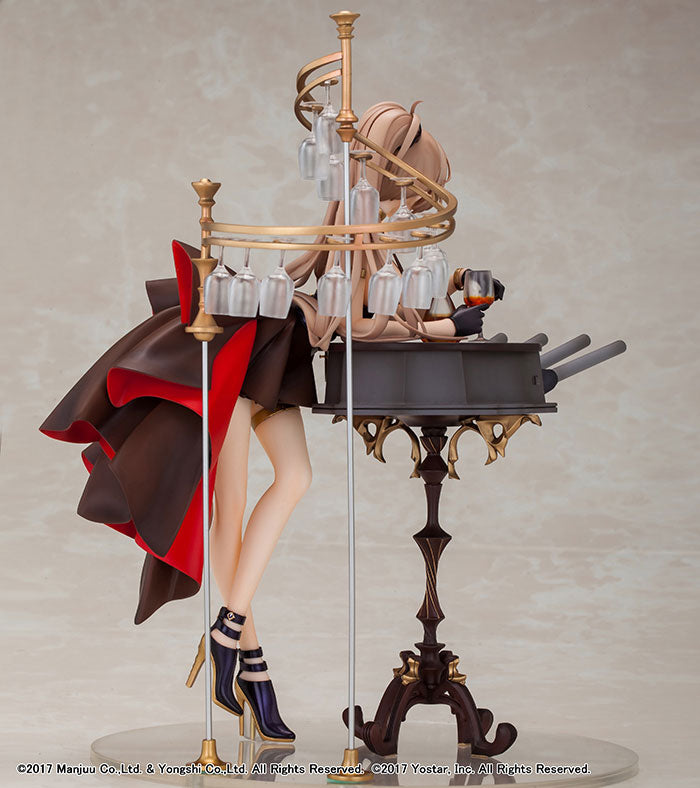 Azur Lane - Jean Bart - 1/7 - Dress Ver. (Wings Inc.)