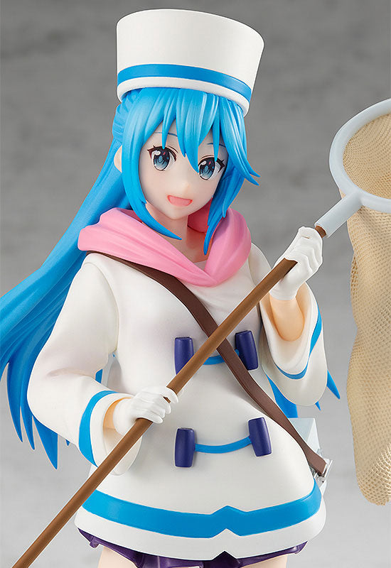 Eiga Kono Subarashii Sekai ni Shukufuku wo! Kurenai Densetsu - Aqua - Pop Up Parade - Winter Ver. (Good Smile Company)