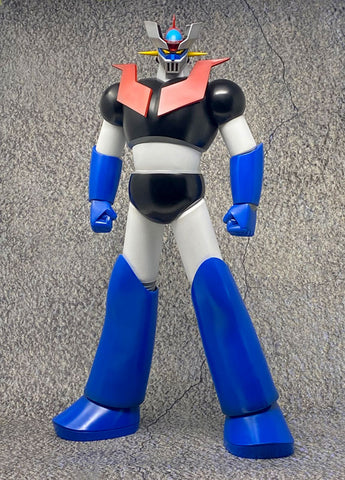Mighty Mecha Series Mazinger Z Repainted Ver. Big Size Soft Vinyl