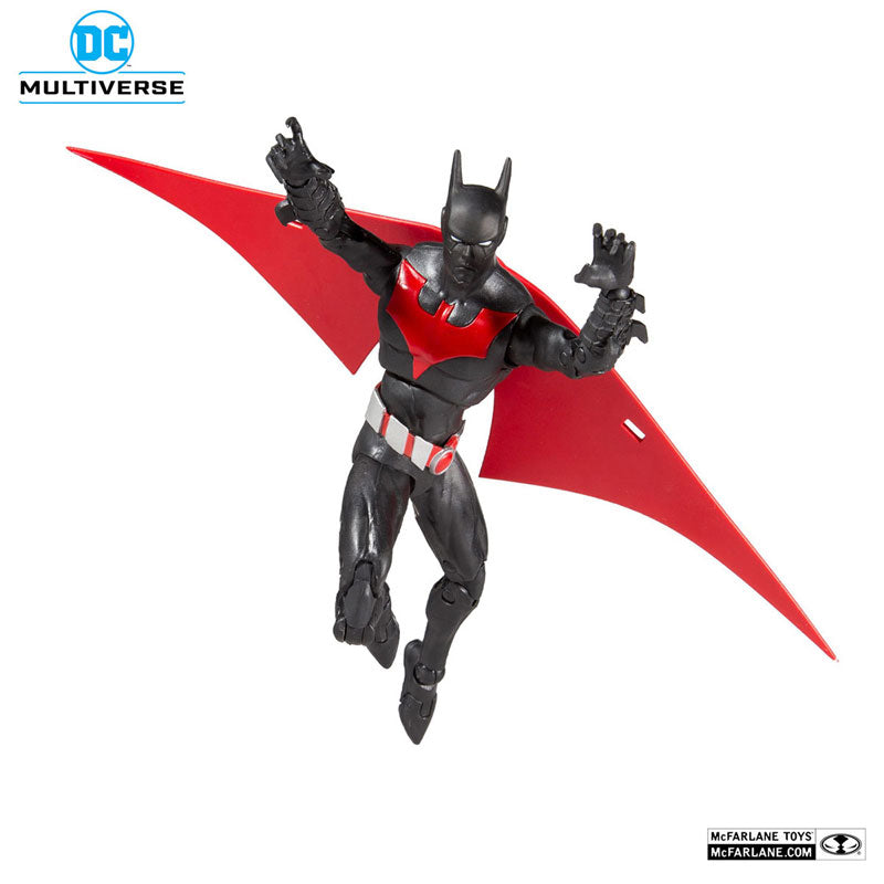 """DC Comics"" DC Multiverse 7 Inch, Action Figure #056 Batman The Future [Comic]"