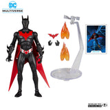 """DC Comics"" DC Multiverse 7 Inch, Action Figure #056 Batman The Future [Comic] - 7"