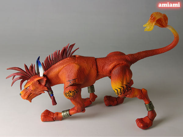 Final Fantasy VII - Play Arts Vol.2 Red XIII & Cait Sith