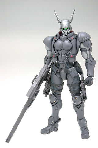 Ex Machina - Briareos First Press Limited Edition 1/10 Action Figure