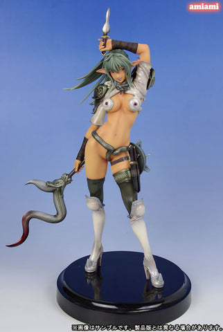 "Queen's Blade - Veteran Mercenary ""Echidna"" 1/6"