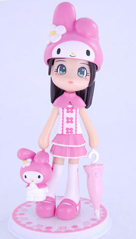 Hello Kitty My Melody Pinky Cos My Melody Costume Set Pc006 G