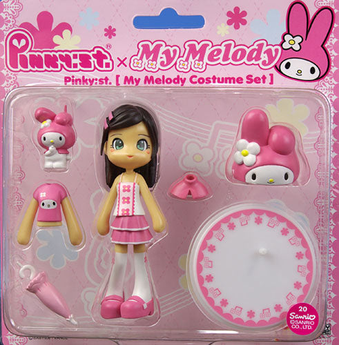 Hello Kitty - My Melody - Pinky:cos - My Melody Costume Set - PC006 (GSI Creos)