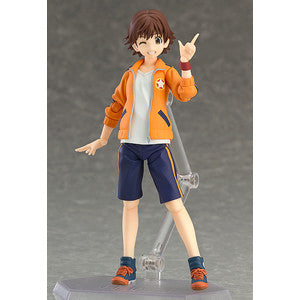Image 2 for iDOLM@STER Cinderella Girls Honda Mio Jersey ver. figma (Goodsmile)