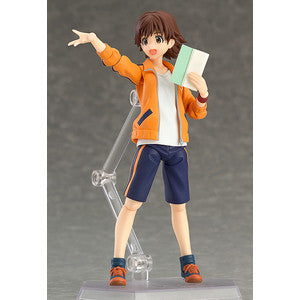 Image 3 for iDOLM@STER Cinderella Girls Honda Mio Jersey ver. figma (Goodsmile)