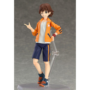 Image 4 for iDOLM@STER Cinderella Girls Honda Mio Jersey ver. figma (Goodsmile)
