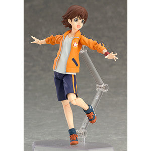 Image 5 for iDOLM@STER Cinderella Girls Honda Mio Jersey ver. figma (Goodsmile)