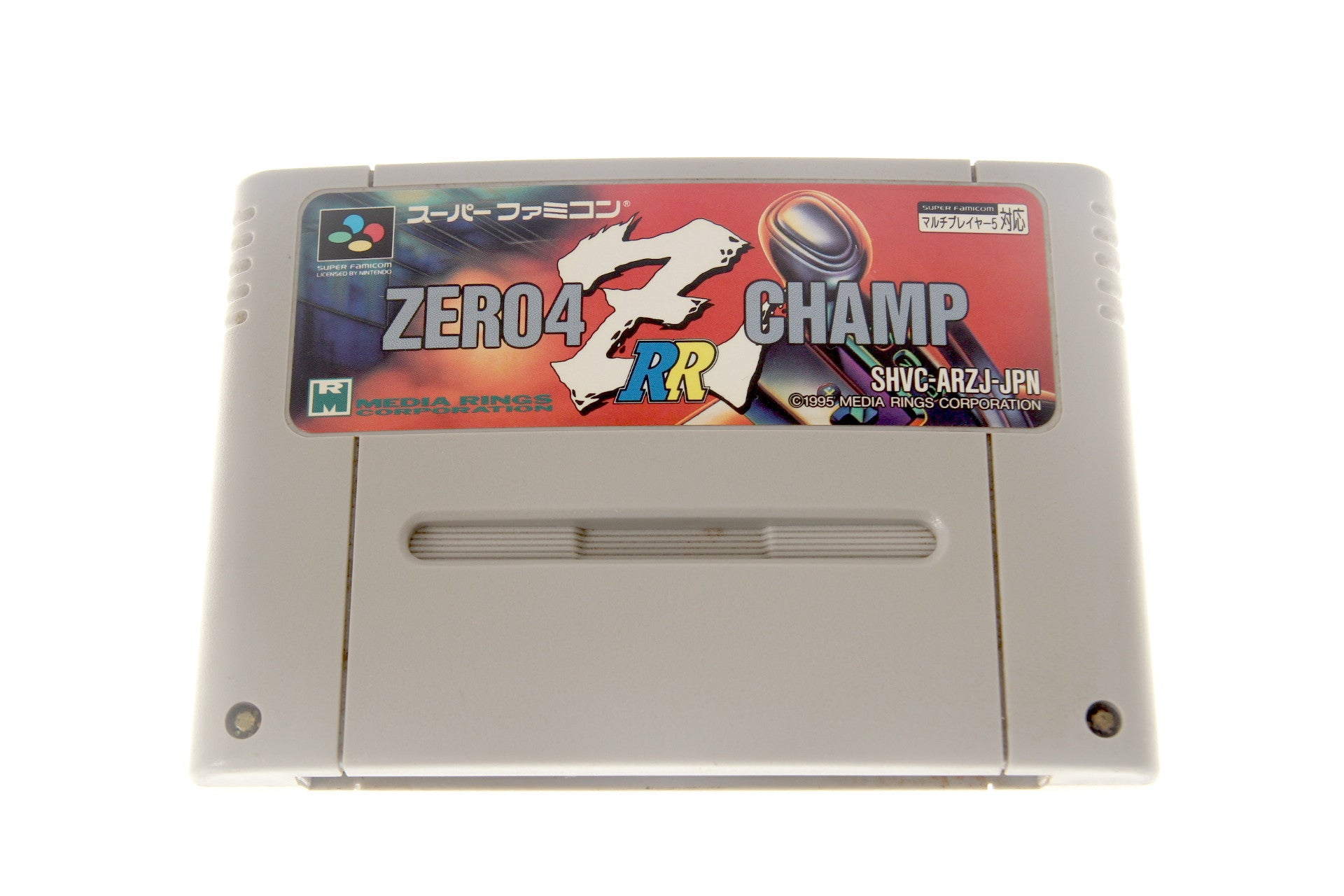 Image 2 for Zero 4 Champ RR-Z