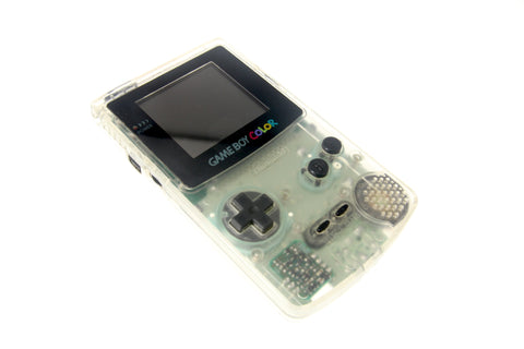 Game Boy Color Clear (no box/manual)