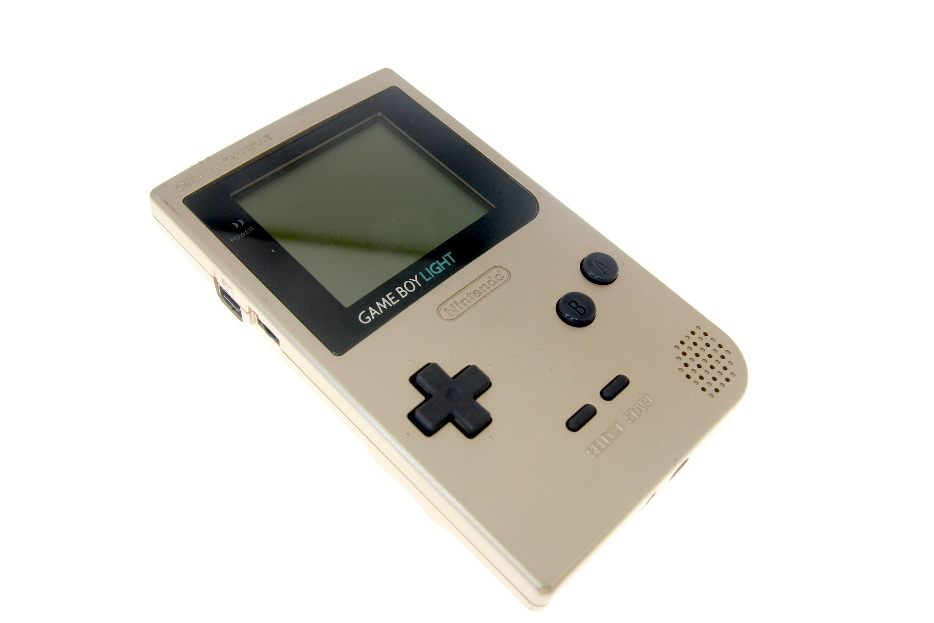 Image 1 for Game Boy Light Gold (no box/manual)