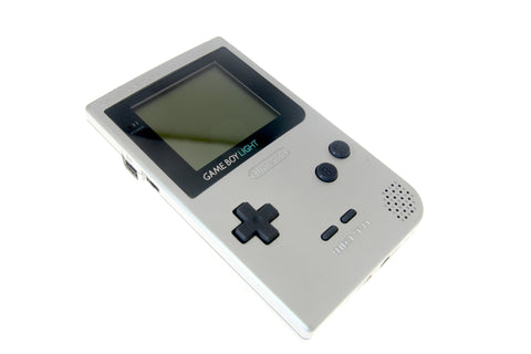 Image for Game Boy Light Silver (no box/manual)