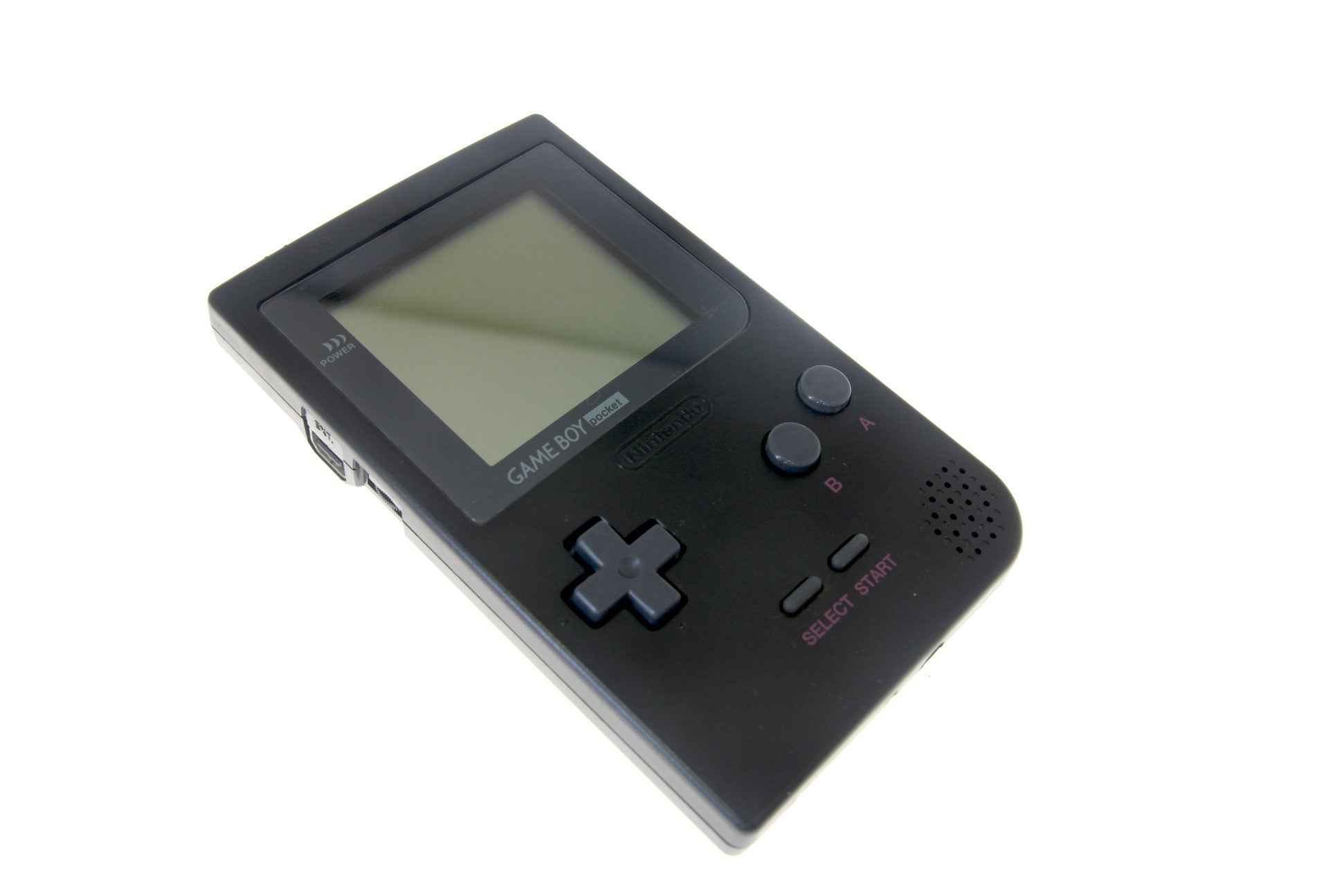 Image 1 for Game Boy Pocket Black (no box/manual)