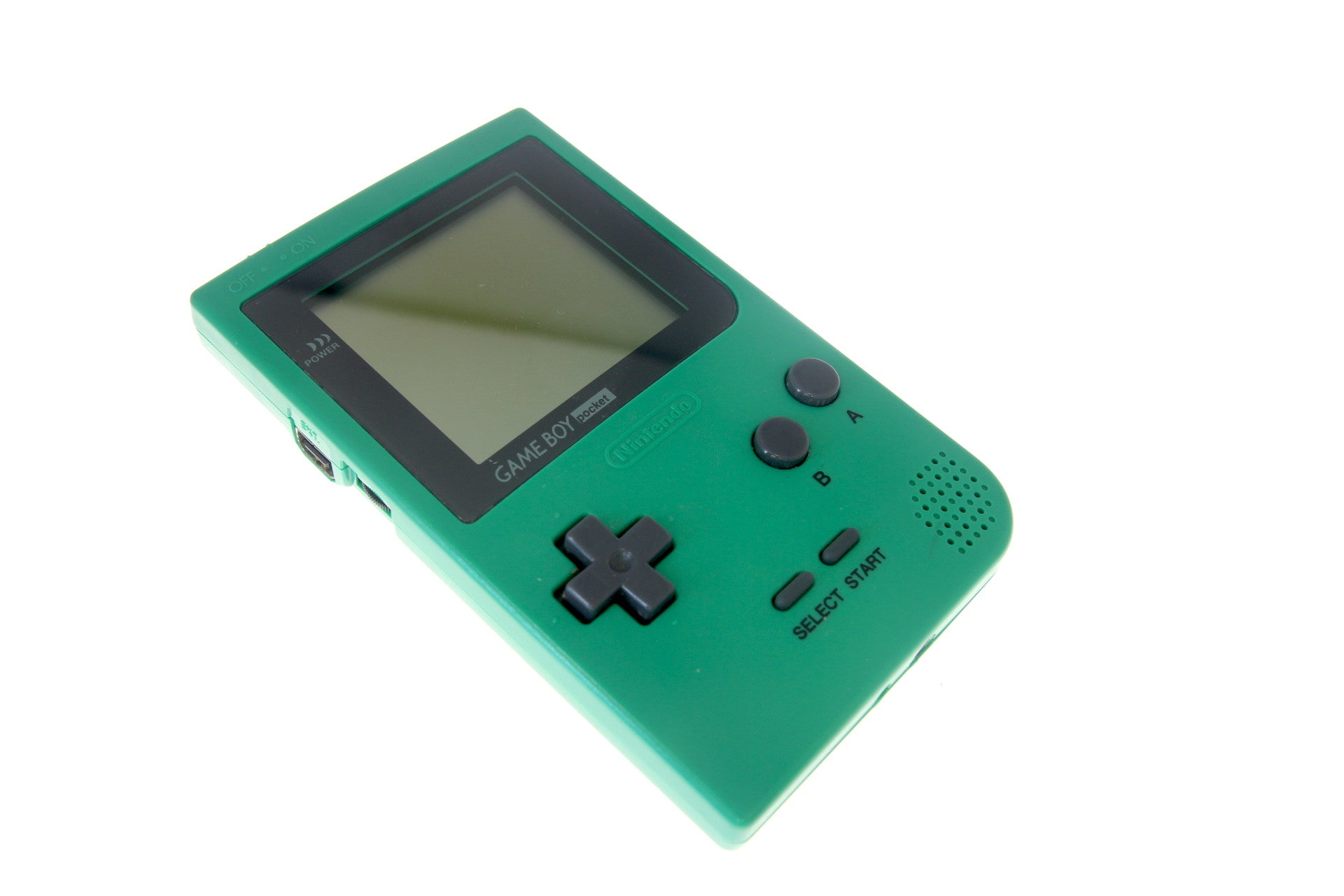 Image 1 for Game Boy Pocket Green (no box/manual)