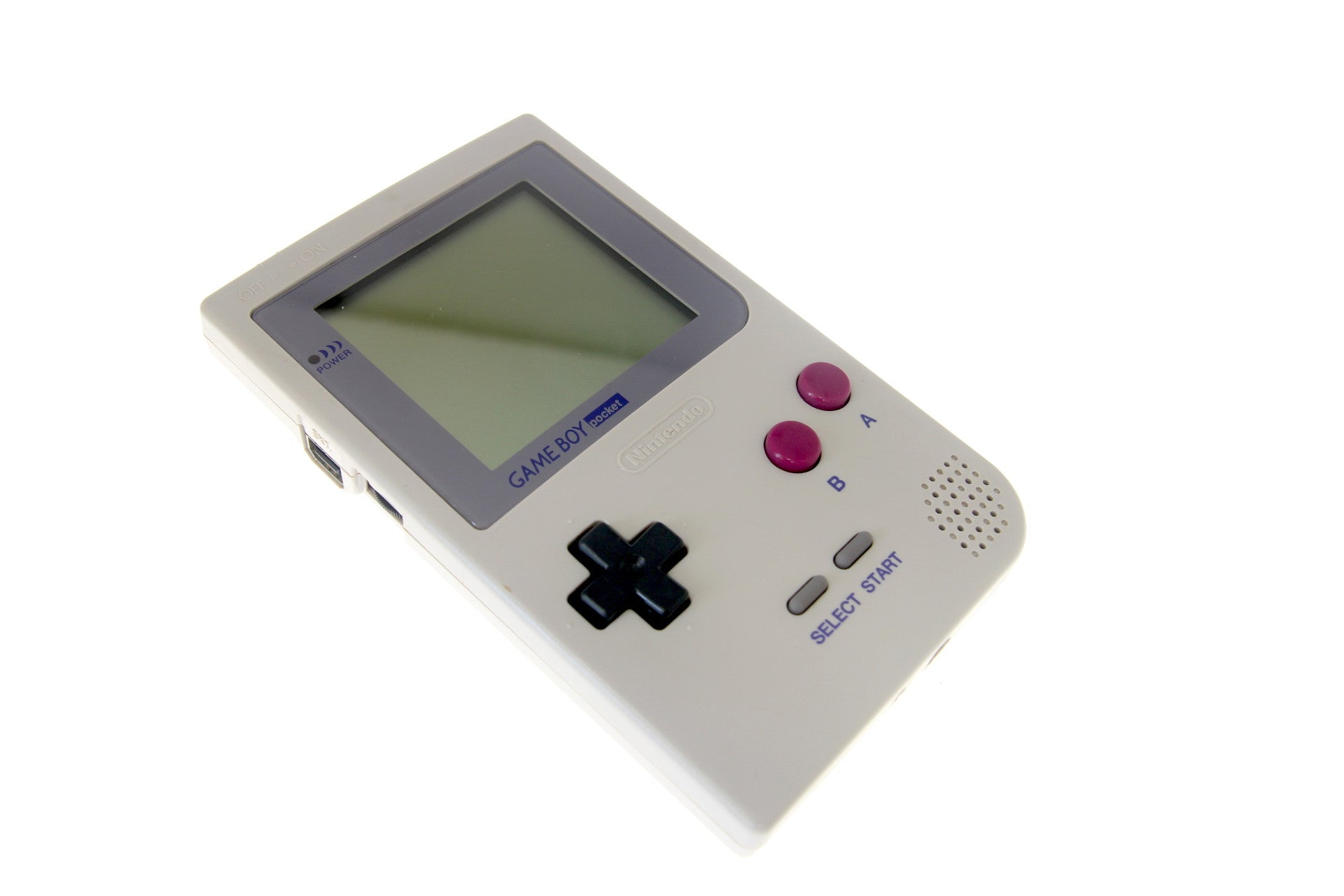 Image 1 for Game Boy Pocket Gray (no box/manual)