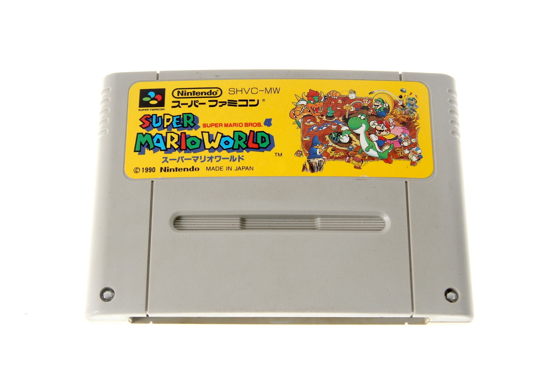 Image 2 for Super Mario World: Super Mario Bros. 4