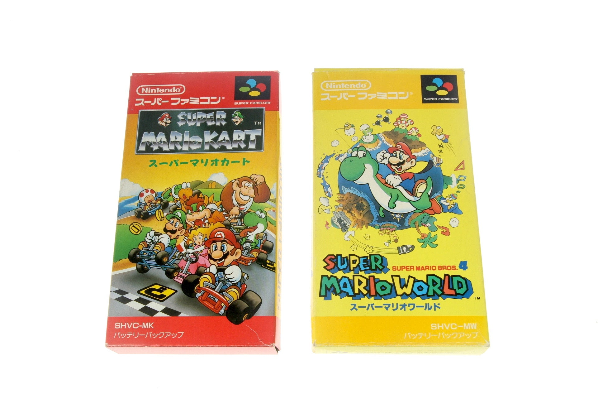 Image 1 for Super Famicom Classics Bundle - Super Mario