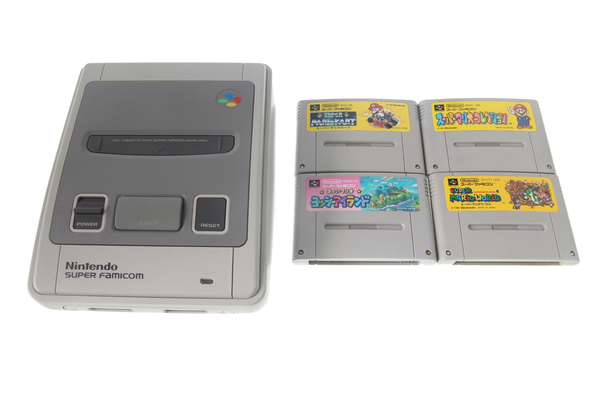 Image 1 for Super Famicom Starter Set (Mario Collection)