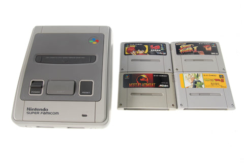 Image for Super Famicom Starter Set (Beat'em Up Collection)